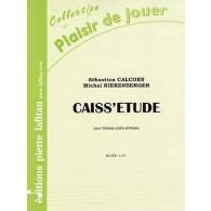 CALCOEN S./NIERENBERGER M. CAISS'ETUDE CAISSE CLAIRE