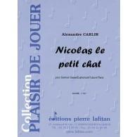 CARLIN A. NICOLAS LE PETIT CHAT TUBA