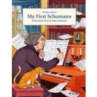 MY FIRST SCHUMANN PIANO