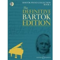 BARTOK PIANO COLLECTION VOL 1