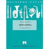 FAILLENOT M. SONATINA CLARINETTE
