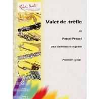 PROUST P. VALET DE TREFLE CLARINETTE