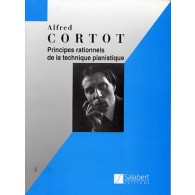 CORTOT A. PRINCIPES RATIONNELS DE LA TECHNIQUE PIANISTIQUE