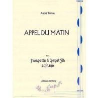 TELMAN A. APPEL DU MATIN TROMPETTE