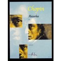 CHOPIN F. MAZURKAS OP 7 PIANO