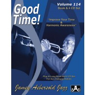 AEBERSOLD VOL 114 GOOD TIME