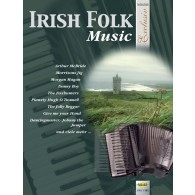 IRISH FOLK MUSIC ACCORDEON