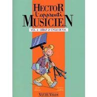 DEBEDA S./MARTIN F. HECTOR L'APPRENTI MUSICIEN VOL 4
