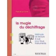 LE CORRE P. LA MAGIE DU DECHIFFRAGE