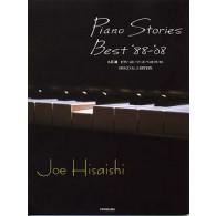 HISAISHI J. PIANO STORIES BEST  88-08