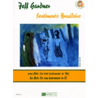 GARDNER J. SENTIMENTO BRASILEIRO FLUTE