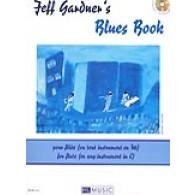 GARDNER J. BLUES BOOK FLUTE