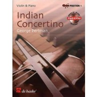 PERLMAN G. INDIAN CONCERTINO VIOLON