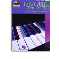 PIANO PLAY-ALONG VOL 15 FAVORITES STANDARDS PVG