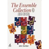 KEMBER J. THE ENSEMBLE COLLECTION 3 2 FLUTES