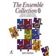 KEMBER J. THE ENSEMBLE COLLECTION 1 2 CLARINETTES
