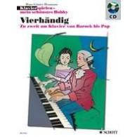 HEUMANN H.G. VIERHANDING PIANO 4 MAINS + CD