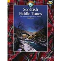 FRASER SCOTTISH FIDDLE TUNES VIOLON