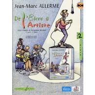 ALLERME J.M. DE L'ELEVE A L'ARTISTE VOL 2 ELEVE
