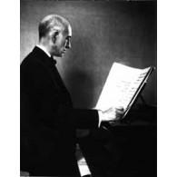 DE FALLA M./HALFFTER E. ATLANTIDE CHANT PIANO