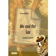 STEVEN J. ME AND THE SAX 4 SAXOPHONES