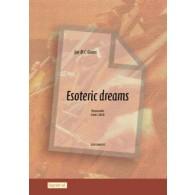 GEUNS JAN M.C. ESOTERIC DREAMS 4 INSTRUMENTS