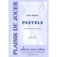 MARTIN G. PASTELS FLUTE
