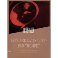 PAUER F. JAZZ AND LATIN DUETS TROMPETTES