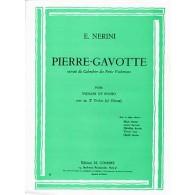 NERINI P.E. PIERRE-GAVOTTE VIOLON
