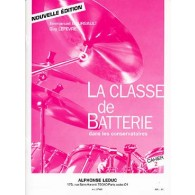 BOURSAULT E./LEFEVRE G. LA CLASSE DE BATTERIE CAHIER 2