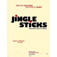 ZIELINSKI B./RABIE J.P. JINGLE STICKS BATTERIE