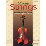DILLON J. STRICTLY STRINGS VOL 1 ALTO