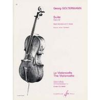 GOLTERMANN G. SUITE OP 49 VIOLONCELLE