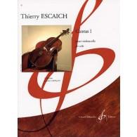 ESCAICH T. CANTUS I VIOLONCELLE SOLO