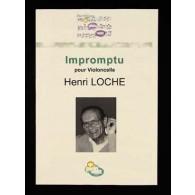 LOCHE H. IMPROMPTU VIOLONCELLE