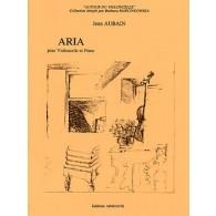 AUBAIN J. ARIA VIOLONCELLE