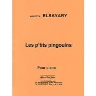 ELSAYARY A. LES P'TITS PINGOUINS PIANO