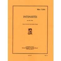 CARLES M. INTENSITES ALTO