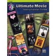 ULTIMATE MOVIE INSTRUMENTAL SOLOS  TROMPETTE