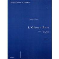 PROUST P. L'OISEAU RARE FLUTE