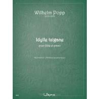 POPP W. IDYLLE TZIGANE OP 469 FLUTE