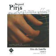 PIRIS B. AIRS DE FAMILLE VOL 2 GUITARE