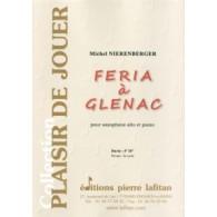 NIERENBERGER M. FERIA A GLENAC SAXO ALTO