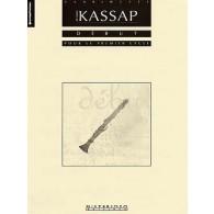 KASSAP S. DEBUT CLARINETTE