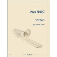 PROUST P. TOTEMS TROMBONE