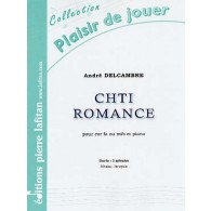 DELCAMBRE A. CHTI ROMANCE COR
