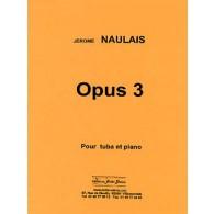 NAULAIS J. OPUS 3 TUBA