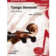 VAN OERLE D. TANGO SENSUEL VIOLON