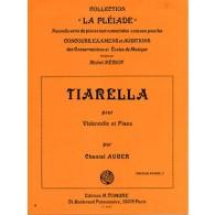 AUBER C. TIARELLA VIOLONCELLE