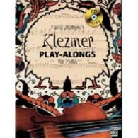 MATEJKOS V. KLEZMER PLAY-ALONG POUR VIOLON